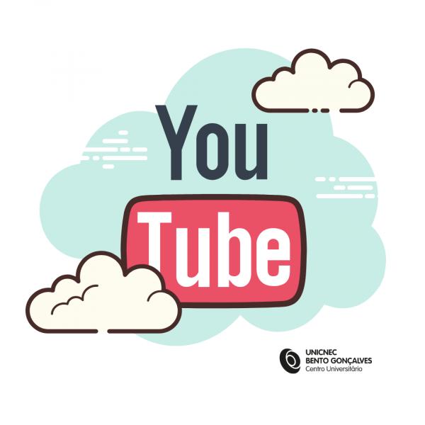 UNICNEC Bento promove eventos no Youtube sobre a pandemia