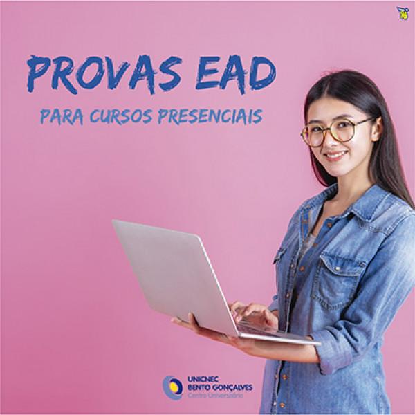 2° avaliação das provas ead para cursos presenciais 2019/2