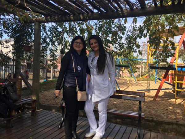 Curso de Enfermagem realiza atividade na Escola Princesa Isabel