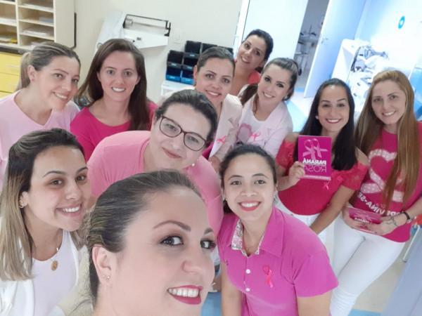 Outubro Rosa no Hospital São Lucas