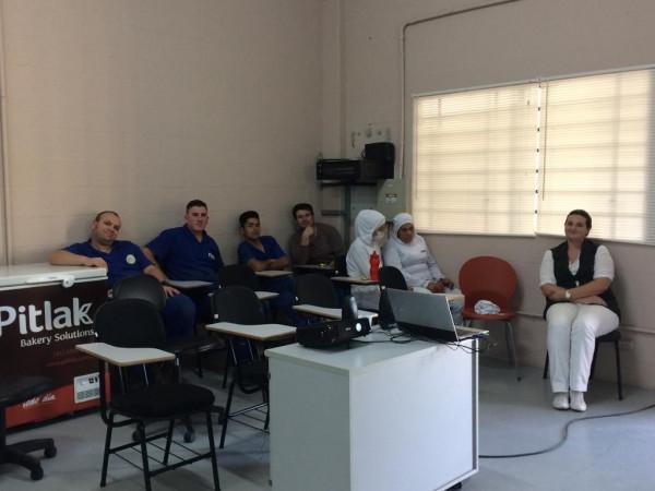 Participação da SIPAT na empresa Pitlak