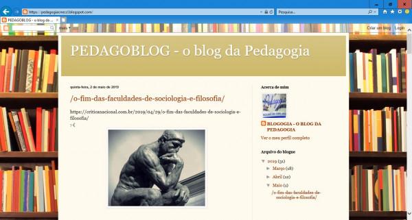 Curso de Pedagogia Desenvolve Blog