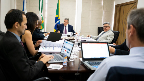Diretoria-Geral da CNEC se reúne em Brasília
