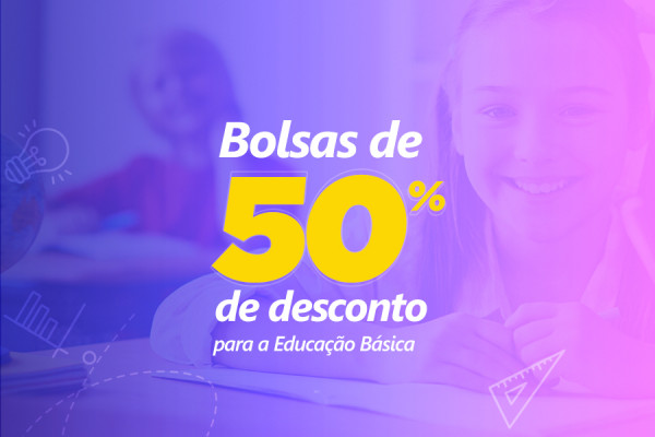 Rede CNEC concede 50% de desconto em bolsas de estudo para a Educação Básica