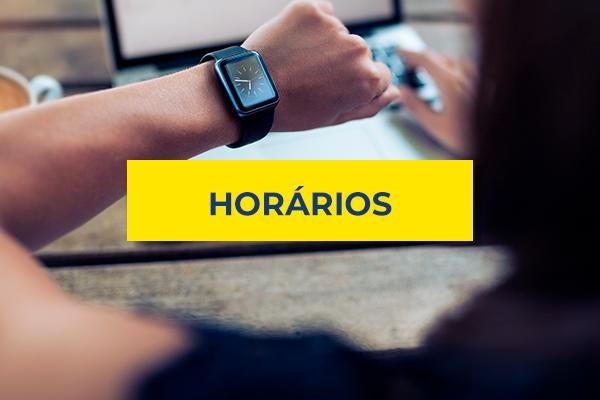 HORÁRIOS E SALAS