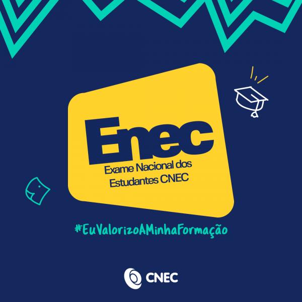 Vem aí o ENEC do Ensino Superior