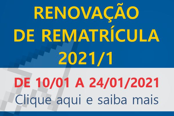 REMATRÍCULA 2021/1