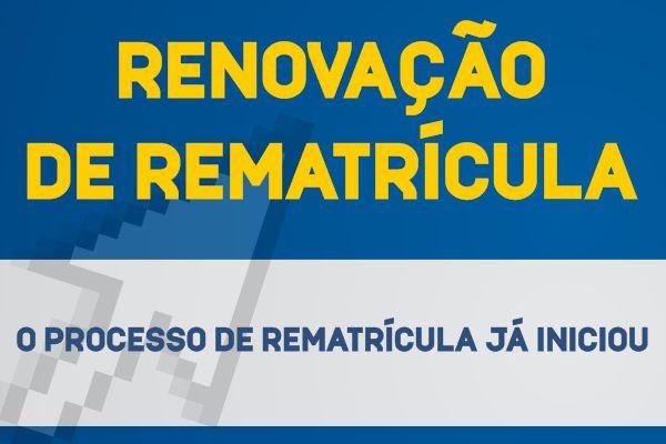 REMATRÍCULA 2020-1