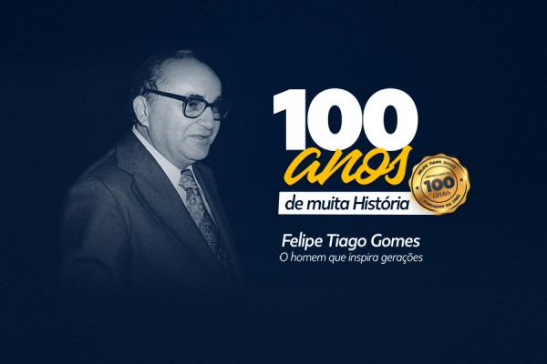 CNEC divulga atividades em comemoração ao centenário de Felipe Tiago Gomes