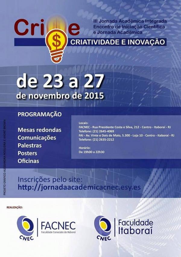 III Jornada Acadêmica