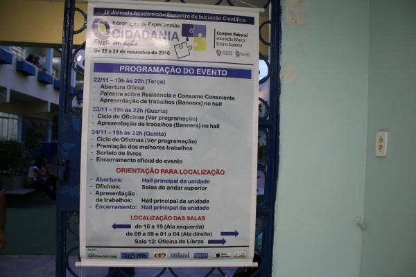 IV Jornada Acadêmica
