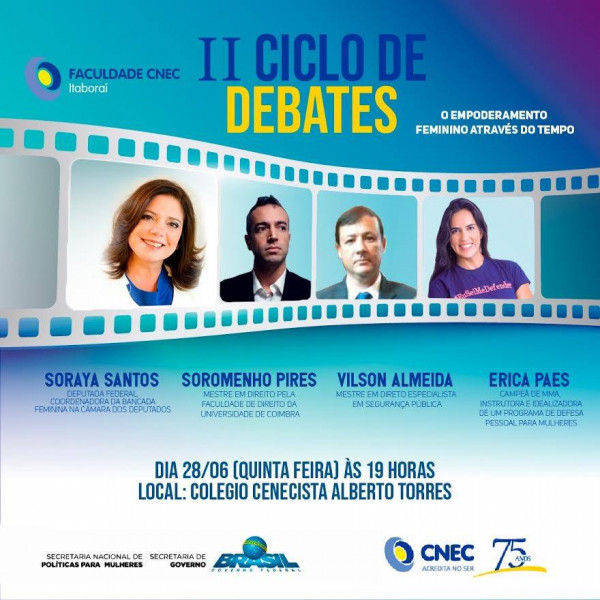 II Ciclo de Debates