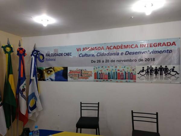 VI Jornada Acadêmica