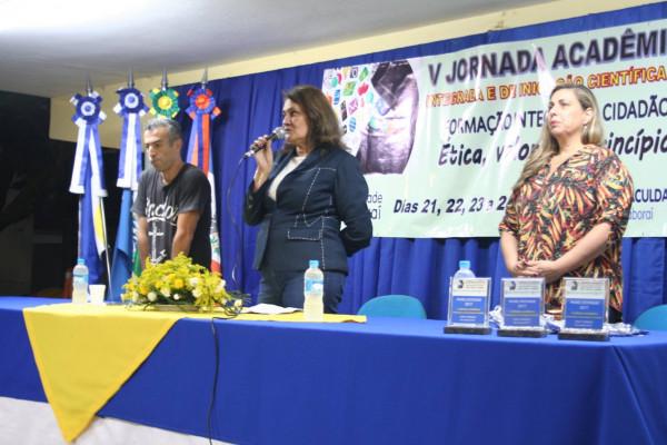 V Jornada Acadêmica