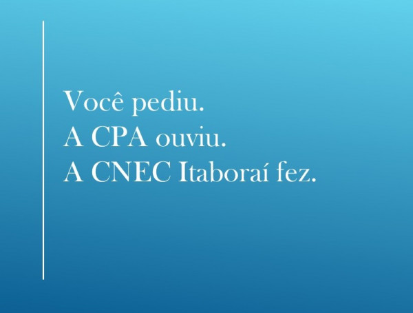 CPA - Atividades