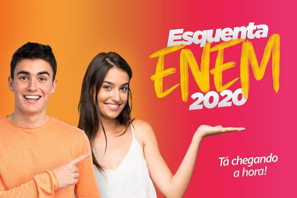 Rede CNEC promove mais uma edição do Esquenta Enem em novembro