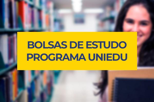 Programa de Bolsas Universitárias UNIEDU