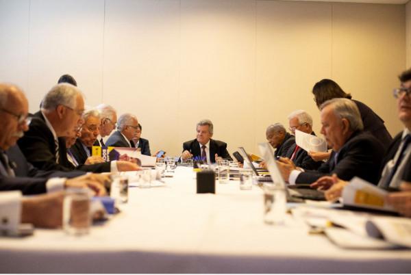 Reunião com a Diretoria Geral da CNEC