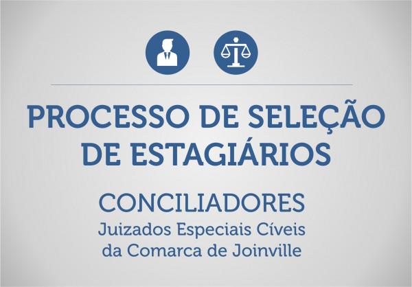 Processo de Seleção de Estagiários Conciliadores no PAC