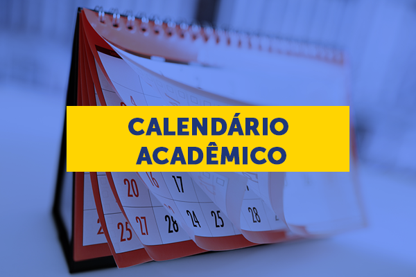 Calendário 2020/1