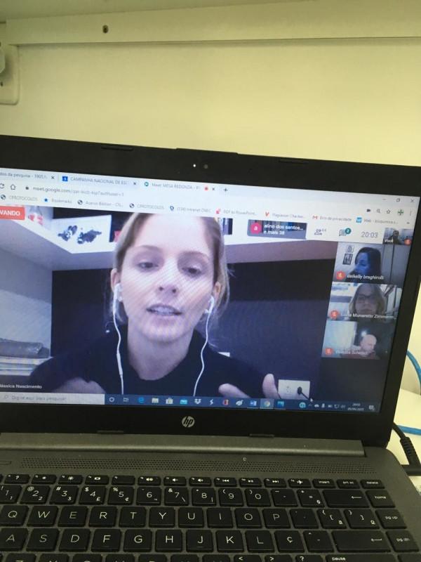 Curso de Farmácia realiza encontro virtual para o Projeto Integrador