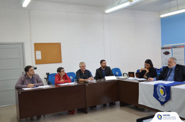 Conselho Universitário realiza reunião sobre próximo semestre