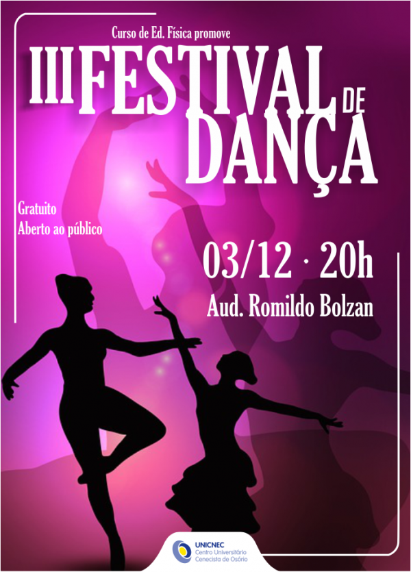 III Festival de Dança
