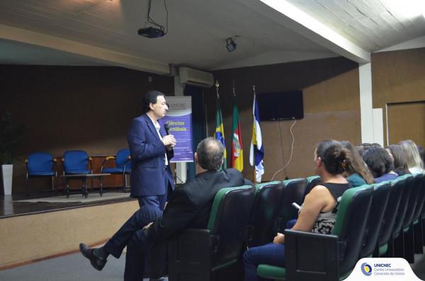Curso de Ciências Contábeis recebe evento do CRC/RS
