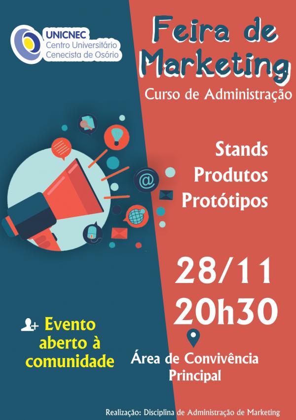 Feira de Marketing