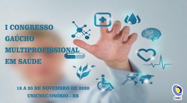 I Congresso Gaúcho Multiprofissional em Saúde