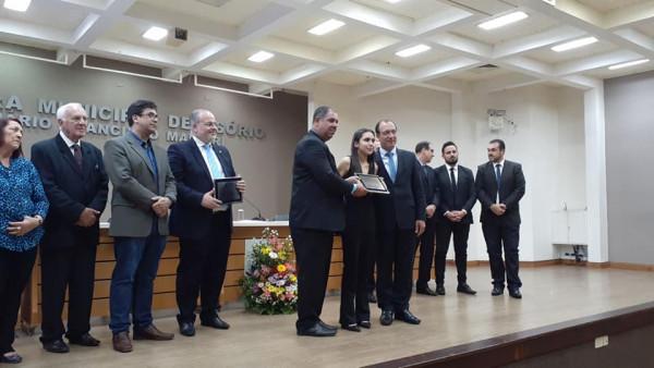 UNICNEC e Daiane Martins Lemos, a primeira deficiente visual total formada na instituição