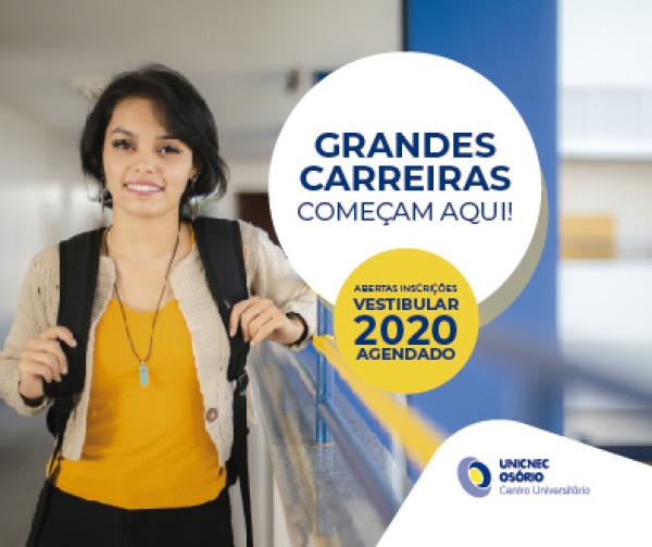 Aberto Vestibular UNICNEC 2020/2