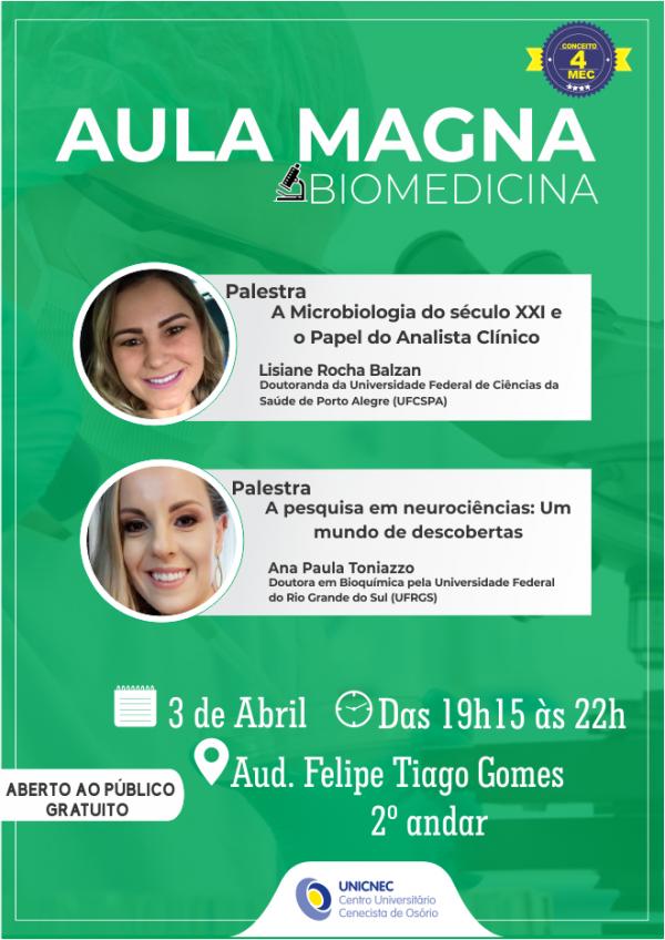 Aula Magna - Biomedicina