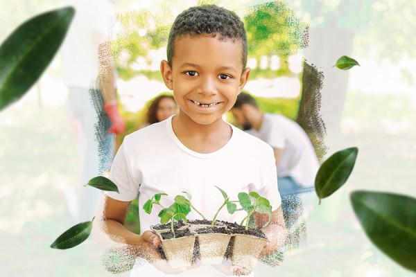 Seja consciente, evite o desperdício e cuide da natureza