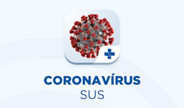 Baixe o aplicativo Coronavírus no seu celular e fique informado