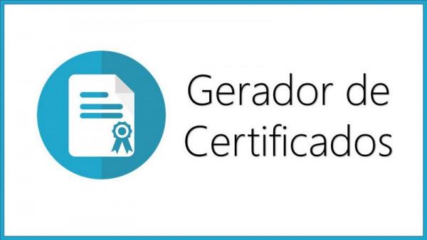 Gerador de Certificados CNEC Osório