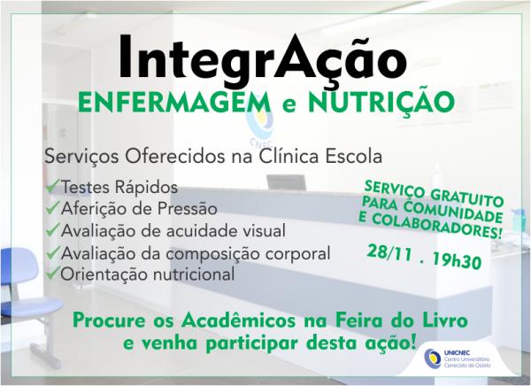 IntegrAção - Enfermagem e Nutrição