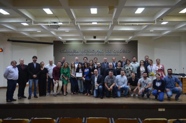 EAD CNEC recebe Votos de Congratulações