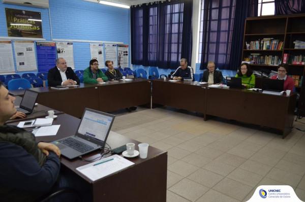 Reunião Ordinária do Conselho Universitário - Consun