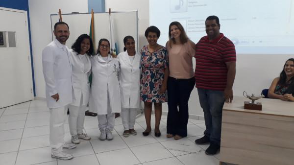 Cerimônia de Imposição de Insígnia do curso de Enfermagem