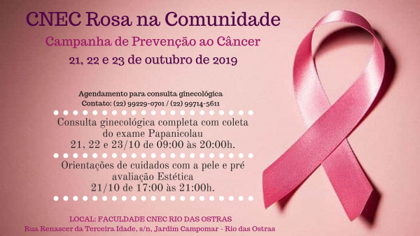 CNEC Rosa na Comunidade