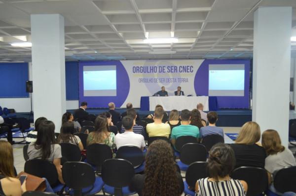 """""""Ética e o exercício da advocacia"""" em debate na Aula Magna do Direito"""