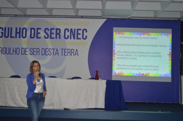 Odontologia promove palestra sobre Autismo
