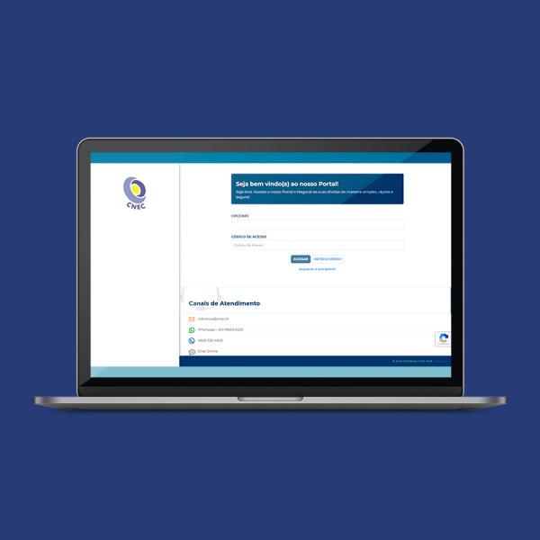 Estudantes podem regularizar parcelas em aberto no Portal de Negociações de Débitos CNEC