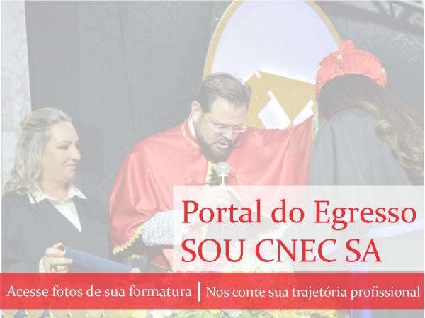 Portal do Egresso SOU CNEC SA