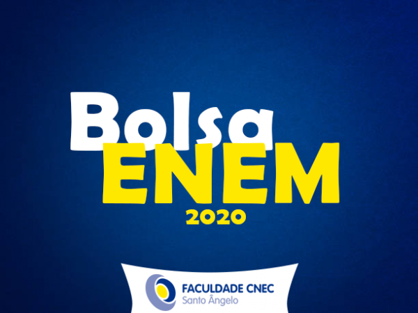 Projeto Bolsa ENEM 2020