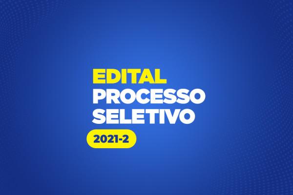 Edital do Processo Seletivo do 2º semestre letivo de 2021 da Faculdade CNEC Santo Ângelo