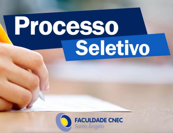 EDITAL PROCESSO SELETIVO 2021-1