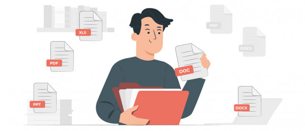 Documentos e Arquivos